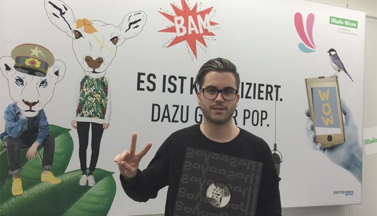 André Hommen - DJ, Producer, Labelgründer