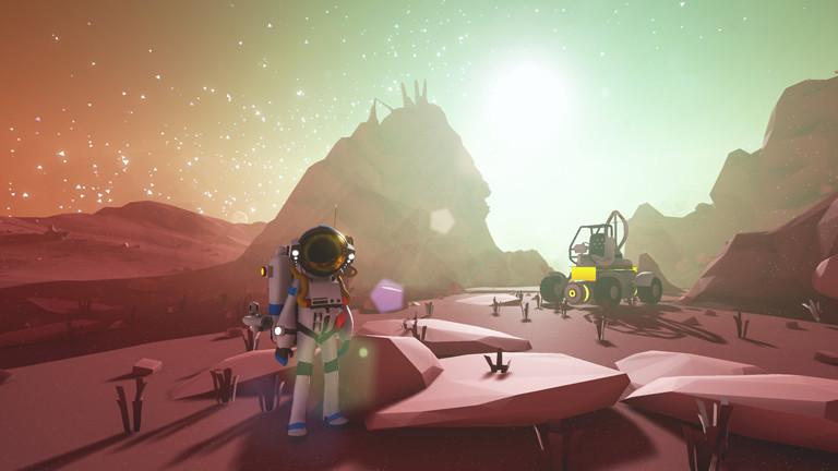 Minecraft-Alternative Astroneer