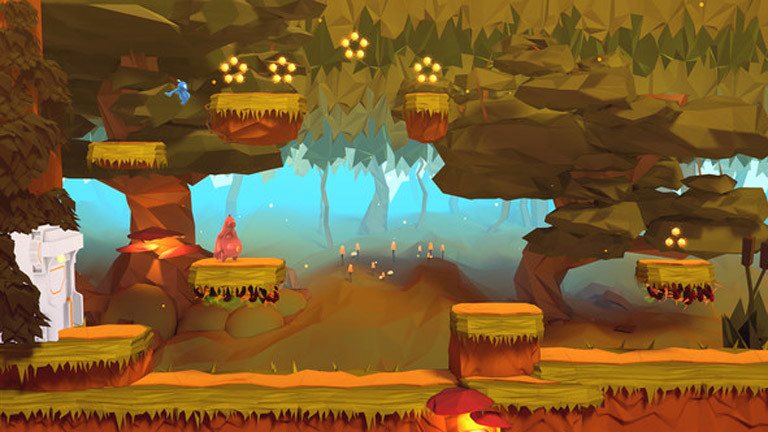 Screenshot aus dem Game Shift happens