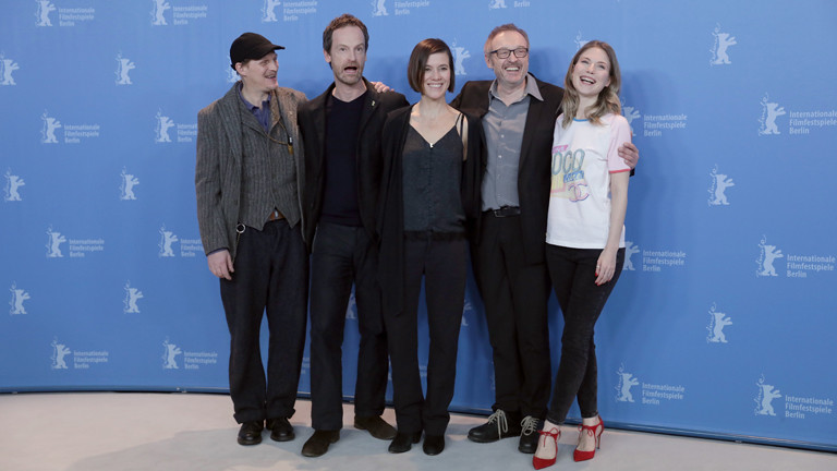 Berlinale - Team Wilde Maus