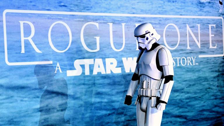 """Darth Vader aus dem Neuen Film """"Rogue One: A Star Wars Story"""""""