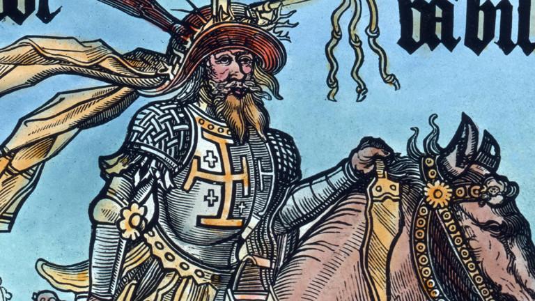 Gottfried von Boullion