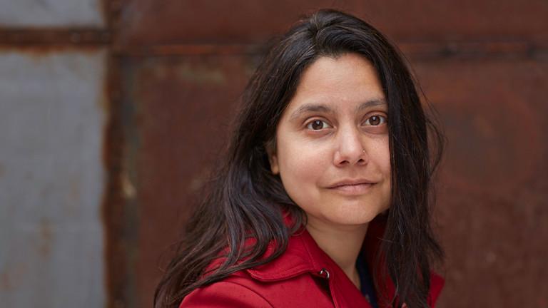 Portrait der Feministin Mithu Sanyal