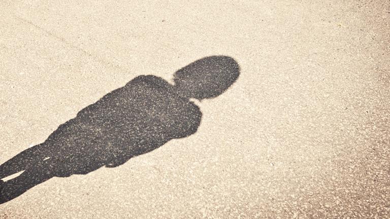 Der Schatten eines Kindes