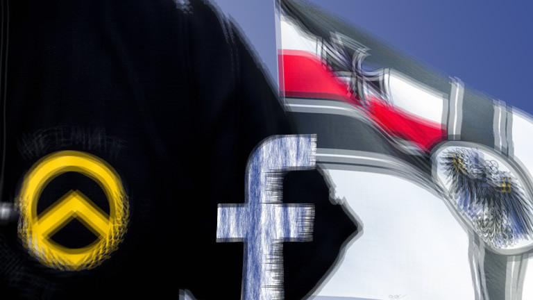 Rechtsnationale, rechtsextreme Gruppierungen in Facebook