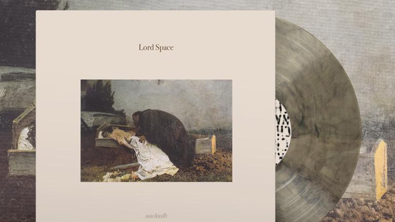 Das Album Nachtalb von Lord Space