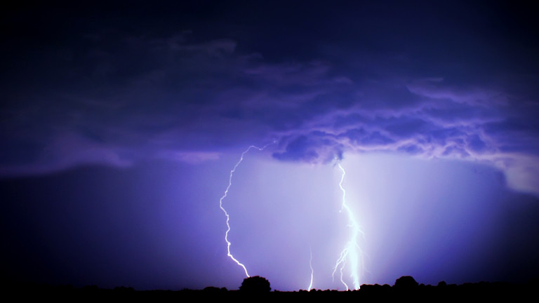 Blitze Orten