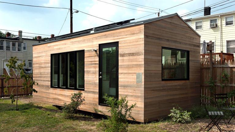 tiny houses mein h uschen auf r dern dradio wissen. Black Bedroom Furniture Sets. Home Design Ideas