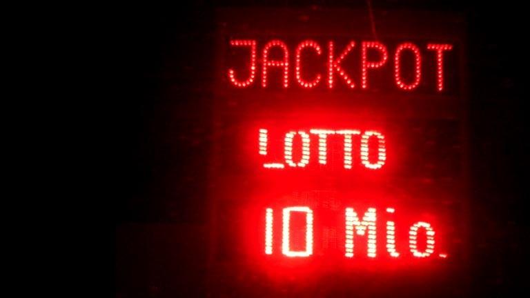 was tun bei lottogewinn