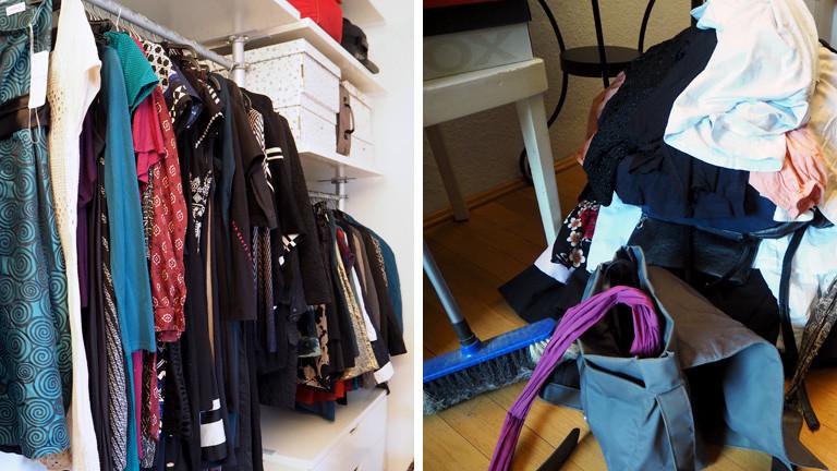 ordnung schaffen gef hls ausmisten gegen das kleiderchaos dradio wissen. Black Bedroom Furniture Sets. Home Design Ideas