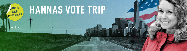Grafik Hannas Vote Trip