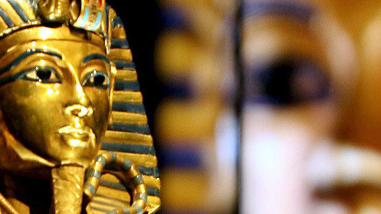 """Objekte aus der Ausstellung """"Tutankhamun und das Goldene Zeitalter der Pharaonen"""""""
