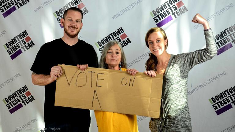 Aktivisten für das Affordable Housing Act