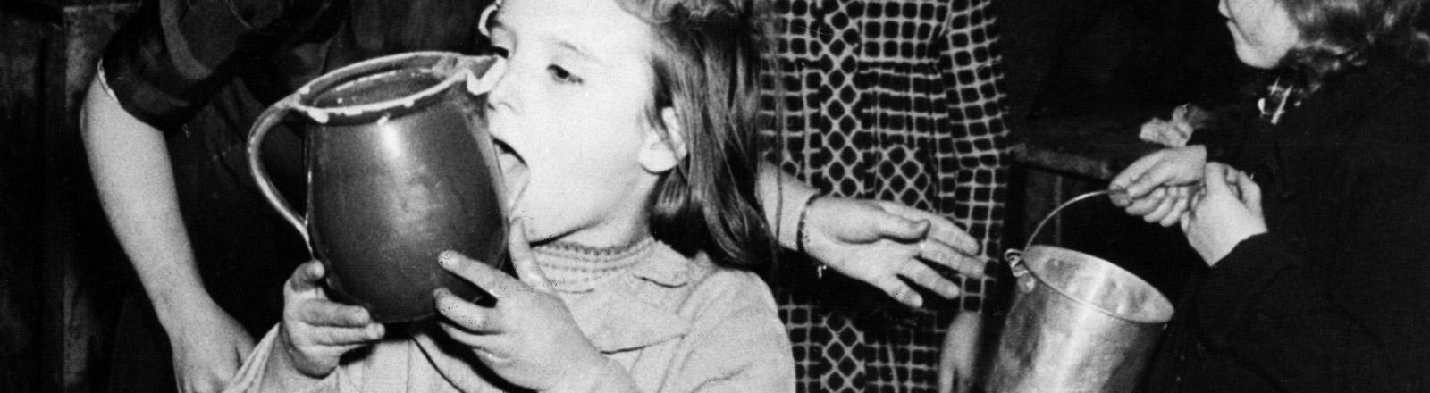 Kinder in Zeiten des zweiten Weltkrieges