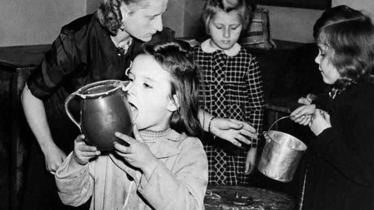 Kinder in Zeiten des Weltkrieges