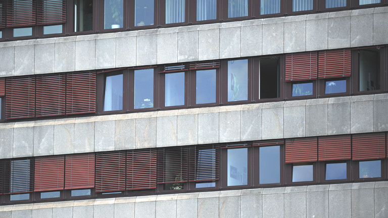 Die Zentrale des Bundesamts für Verfassungsschutz (BfV) in Köln.