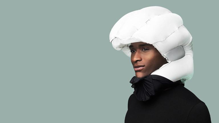 fahrradfahren airbag helme sind sicherer als normale. Black Bedroom Furniture Sets. Home Design Ideas
